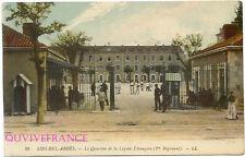 CPL18 - SIDI BEL-ABBES  - QUARTIER DE LA LEGION ETRANGERE - 1er RGT