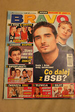 Bravo 8/2000 Backstreet Boys, Geri Halliwell,HIM,Jennifer Aniston,Aqua