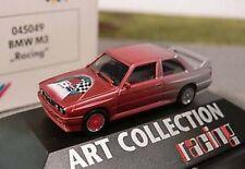 "HERPA 045049 BMW M3 ""Racing"" scala 1/87"