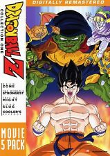 DragonBall Z: Movie 4 Pack - Collection One [5 Discs] (2011, DVD NIEUW)