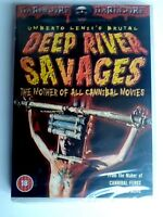 Deep River Savages DVD Region 2 Brand New Sealed