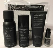 Living Proof Style Lab Travel Set Of 4 Prime Style Extender Flexing Hairspray