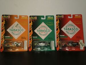 TEAM TODD BODINE TABACSO DIE-CAST RACE CARs REVELL 1998