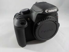 Canon EOS Rebel T5 1200D BLACK Camera - 18.0MP - Body ONLY - Nothing Else