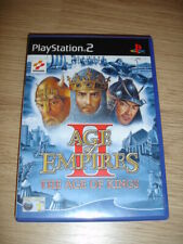 Age of Empires 2 - The Age Of Kings - PS2 EX Complete