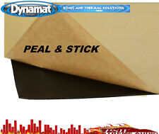 "10415 Dynamat Self-Adhesive Sound Deadener Speaker Kit 2-pc.10""x10"""