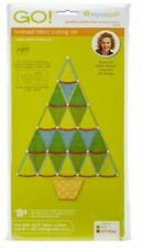 Go!Fabric Cutting Dies 55094 Sparkle Jumbo Tree By Sarah Vedeler Quilting