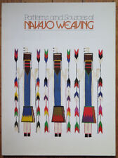 Harmsen, and Wheat: Patterns and Sources of Navajo Weaving. New book