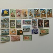 100 Different Tokelau Stamp Collection