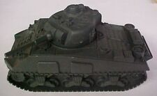US Sherman WWII tank for plastic soldiers army men ideal for 1/32 or 54mm