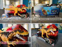 NEW IN HAND!! CRYOLOPHOSAURUS Jurassic World Park Sound Strike PRIMAL ATTACK