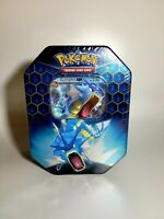 Pokemon Hidden Fates Gyarados-GX Tin (Brand New / Factory Sealed)