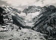 LA MEIJE c. 1950 - Paysage Isère Alpes - DIV 9042