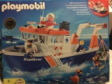 Playmobil #4469 Nautical Expedition Set New Sealed