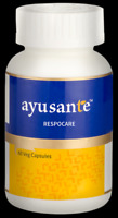 Vestige Ayusante Respocare 60 Capsules For Respiratory Problems + Free Shipping