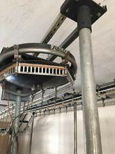 Railex Conveyor Systems, For Laundry Garments