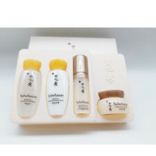 Sulwhasoo Everefine Travel Kit 4 Items Water Emulsion Serum Cream K-Beauty +Gift