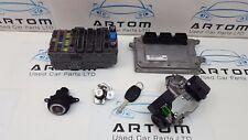 HONDA CIVIC MK8 05-11 1.8 PETROL ENGINE ECU IGNITION LOCK SET 37820-RSA-G13
