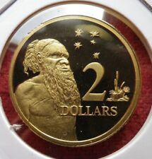 Free Post Aust! $2 2003 Australian Specimen UNC Two Dollar Coin Ex Mint Set