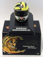 Minichamps 1/8 Scale 397 060086 - AGV Helmet Moto GP Sachsenring 2006 V. Rossi