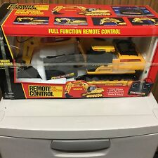 1997 new bright toys power horse remote control full function excavator sealed r