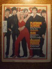 Blondie  Rolling Stone Magazine June 28 1979 Debbie Harry Graham Parker