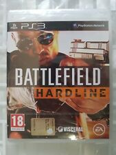 PS3 SONY PLAYSTATION 3 BATTLEFIELD : HARDLINE SEALED