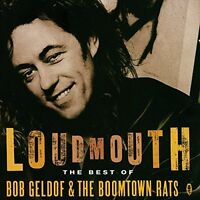 Bob Geldof Loudmouth-The best of (1994, & Boomtown Rats) [CD]