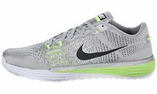 NIB NIKE Mens 11 LUNAR CALDRA SILVER 803879 007 TRAINING CASUAL SHOES $160