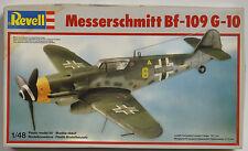 Revell USA Messerschmitt BF-109-G-10 1/48 scale
