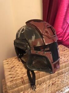 Star Wars Mandalorian Airsoft Helmet