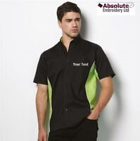 Personalised Team Shirt - Darts, Bowling, Pool - Embroidery Front & Back