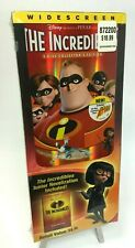 The Incredibles: Collector's Edition w/ Novel (Dvd,2004) New Sealed Pixar Ds56