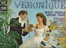 VERONIQUE 2 LPs EMI PATHE Andre Messager Mady Mesple Michel Dens  061-10175/6