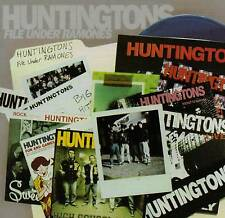 Huntingtons-File Under Ramones CD Christian Punk Rock (Brand New-Sealed)