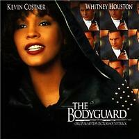 THE BODYGUARD Original Soundtrack CD BRAND NEW Whitney Houston