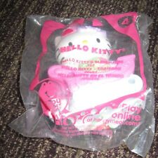 2011 Hello Kitty McDonalds Happy Meal Toy - Sleigh Ride #4