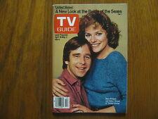 April 26, 1980 TV Guide (HELEN  SHAVER/BEAU BRIDGES/HENRY FONDA/GIDEON'S TRUMPET