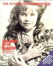The Sunday Times Magazine - Queen Mother's Life in Pictures - 27 September 1987
