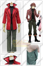 THE UNLIMITED Andy Hinomiya Cosplay Costume outfit