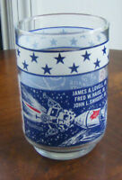 Apollo 13 Safe Return Triumph Glass Lovell Haise Swiger