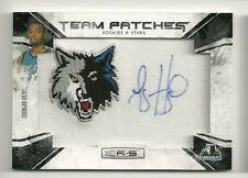 LAZAR HAYWARD ROOKIES & STARS TEAM PATCHES AUTO RC