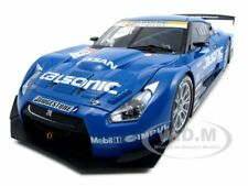 Box Damaged NISSAN GT-R SUPER GT 2008 CALSONIC IMPUL #12 1:18 BY AUTOART 80877