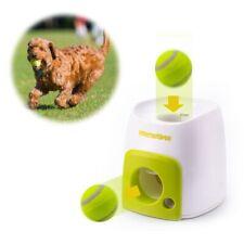 Máquina Lanza Pelotas Para Perros Throwing Machine Ball Tennis Dog Pet Toys Game