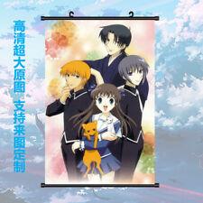 Anime Fruits Basket Honda Tooru Home Decor Poster Wall Scroll 60*90cm #54F1