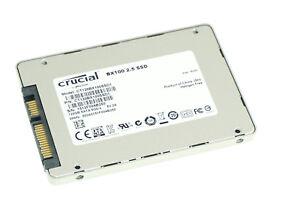 CT120BX100SSD1 GENUINE CRUCIAL SSD 120GB BX100 2.5 (CA215)