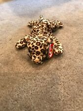 """RARE """"FRECKLES"""" TY Beanie Babies w/Mint Tags 1996 stamp #1965"""