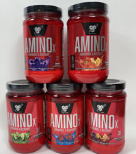 BSN Amino X Endurance & Recovery 10g Amino Acids 30 Serv Choose Flavor