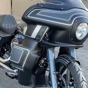 Lower Fairings / Leg Warmers Harley FXR FXRT FXRP FXDL FXRD Touring Dyna Softail
