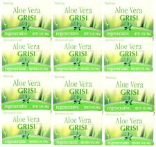 12 SOAP GREAT HEAL MOISTURIZE CLEAN GRISI ALOE VERA SOAP SABILA JABON